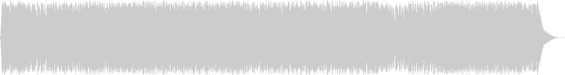 ダークファンタジーオーケストラ戦闘曲56の未再生の波形