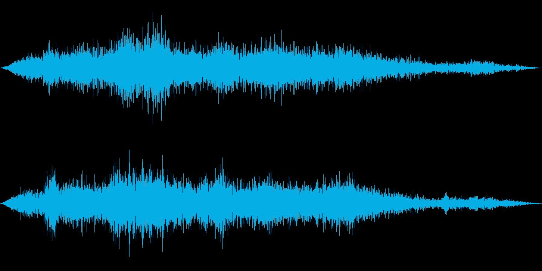 以下の音声:DISTANT REV...の再生済みの波形