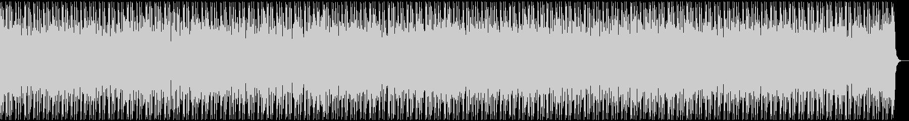 フリースタイル用ビート(あやしい)の未再生の波形