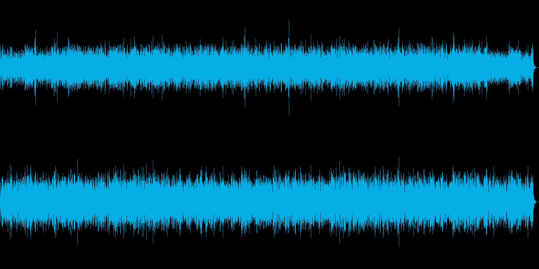 ジャズBGM|楽し気で明るい|映像・店舗の再生済みの波形