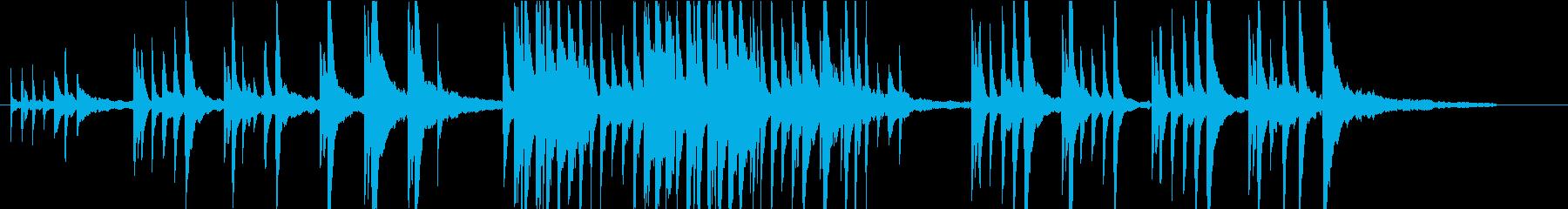ランウェイ242019落ち込み反省4sad1momokoの再生済みの波形