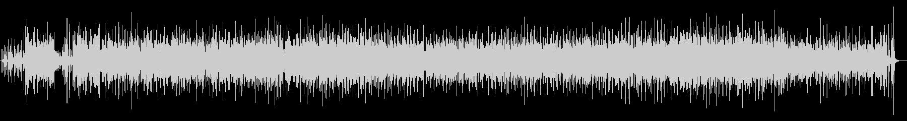 ブライダルに使えるボサノヴァフュージョンの未再生の波形