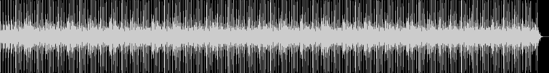 シンプルで子供っぽいラップビート(...の未再生の波形