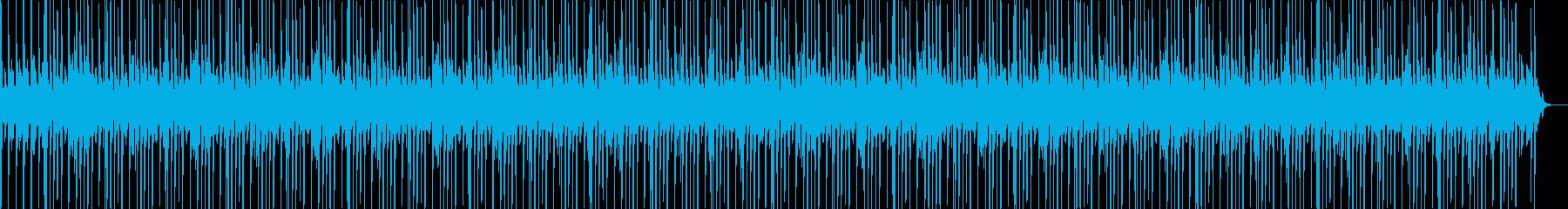 シンプルで子供っぽいラップビート(...の再生済みの波形