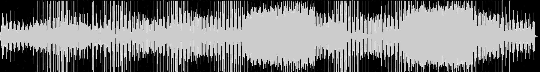 スリリングなアルペジオで始まる切なロックの未再生の波形