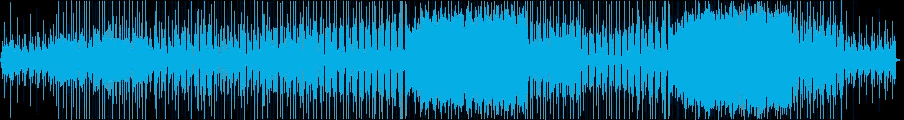 スリリングなアルペジオで始まる切なロックの再生済みの波形