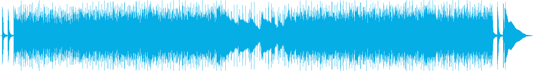 明るく楽しいヴィンテージロカビリー音楽の再生済みの波形