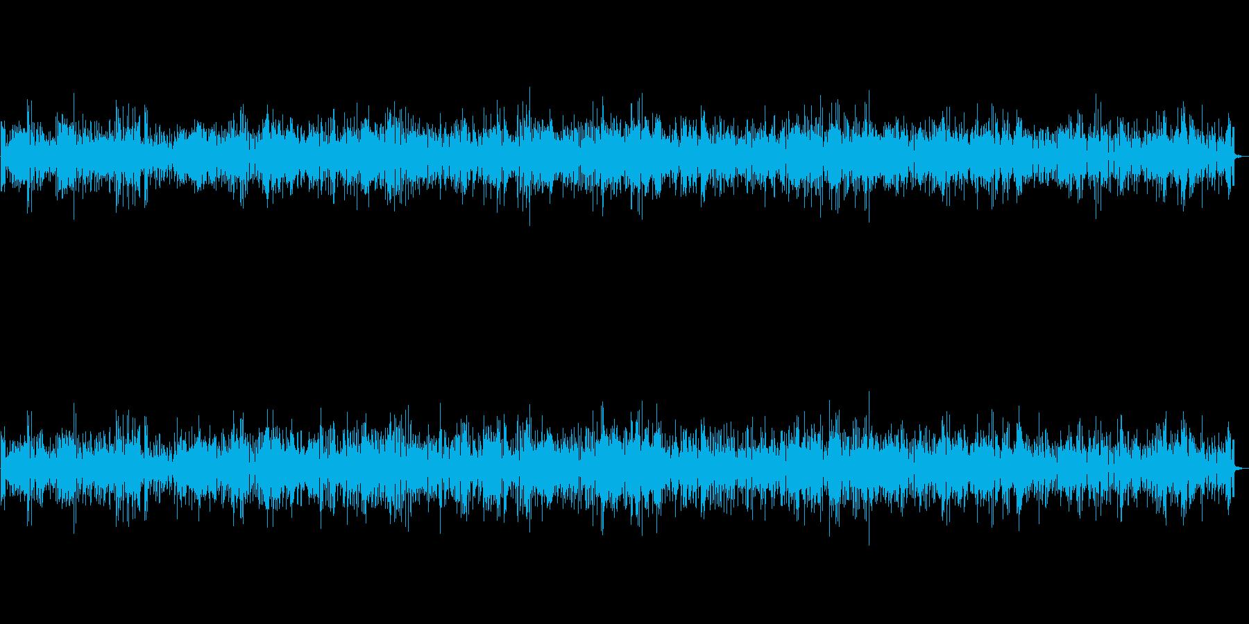 しっとり優雅に聴きたいお洒落ジャズBGMの再生済みの波形