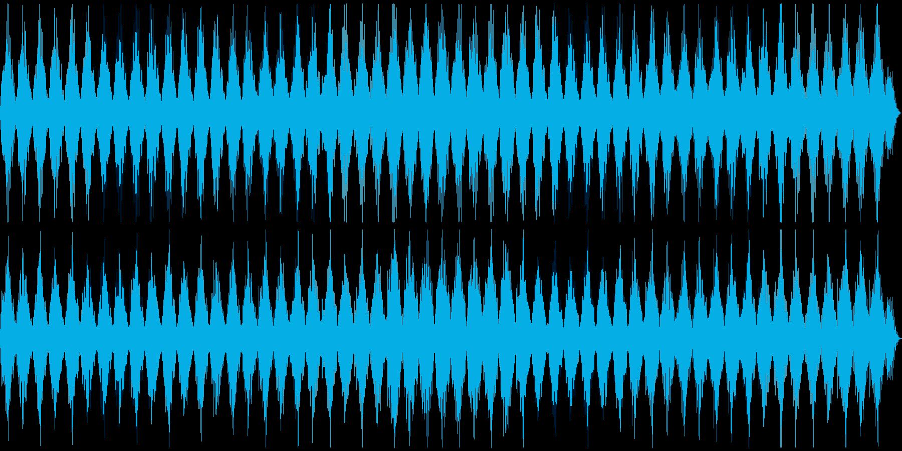 瞑想やヨガ、睡眠誘導のための音楽 09の再生済みの波形