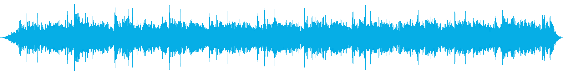油井:ポンプジャック:ランニングの再生済みの波形