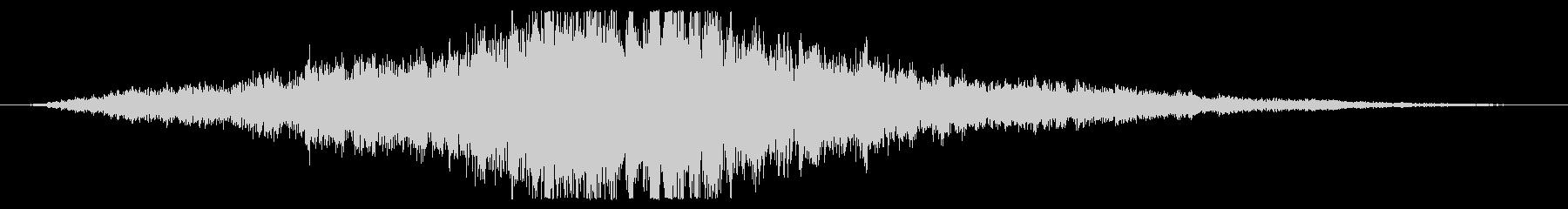 神秘的なクワイア合唱団の効果音です!1の未再生の波形