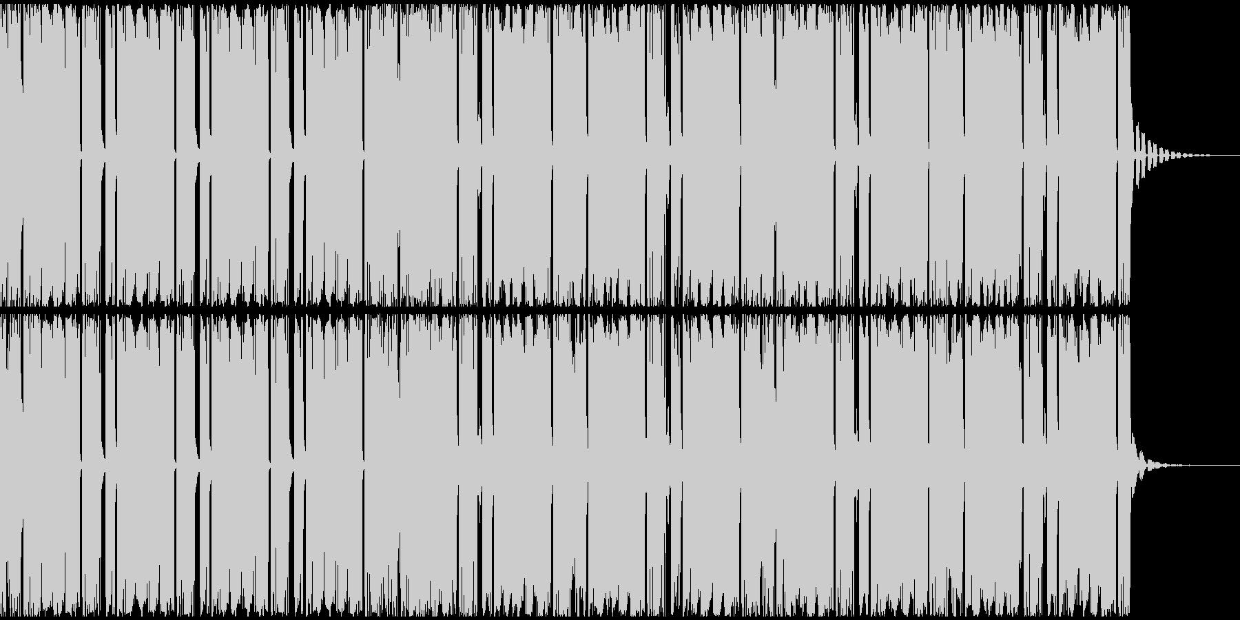 【アンビエント】ロング2、ミディアム2の未再生の波形