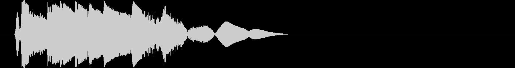 強力な打撃3の未再生の波形