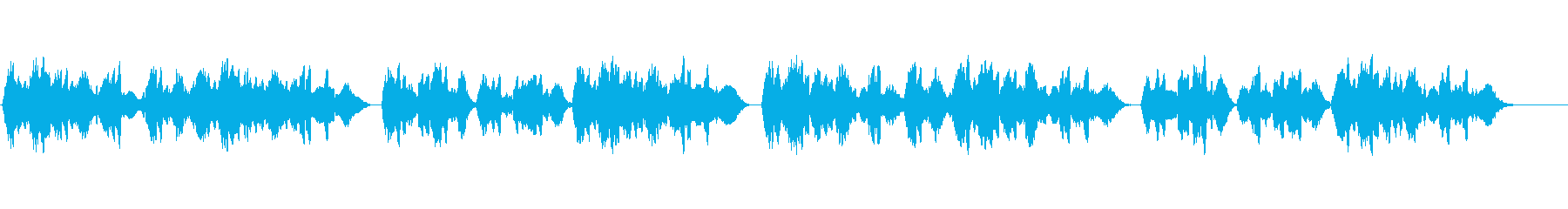 ロングロングアゴー/バイオリンソロの再生済みの波形