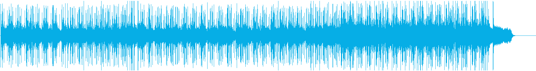 切なく悲しいミディアムポップの再生済みの波形