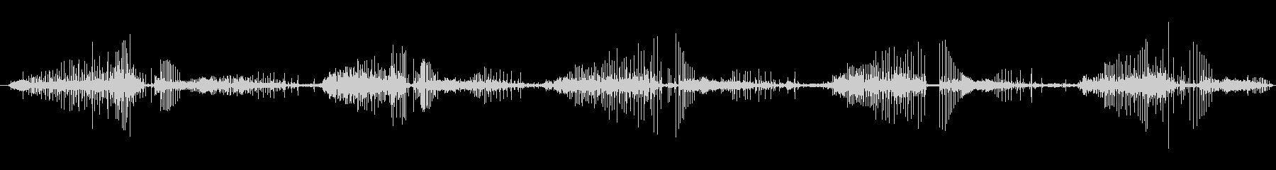 レザー レザーブーツクリーク02の未再生の波形
