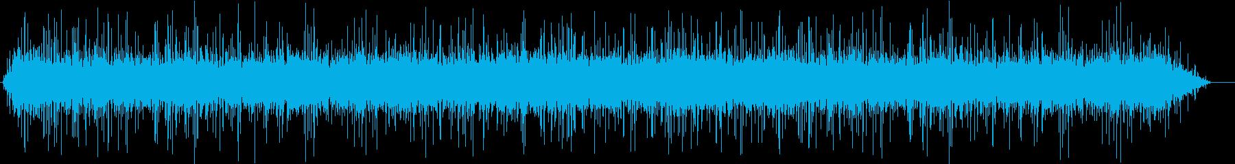 ウッドファイアーミディアム。ファイ...の再生済みの波形