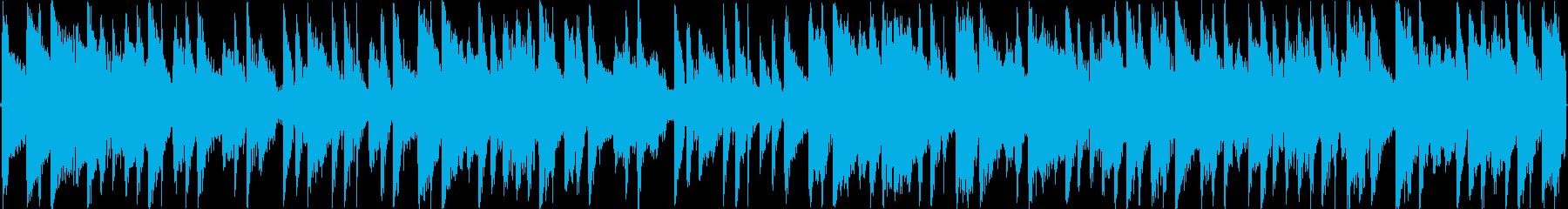 アクションパズル的な明るい1(ループ可)の再生済みの波形
