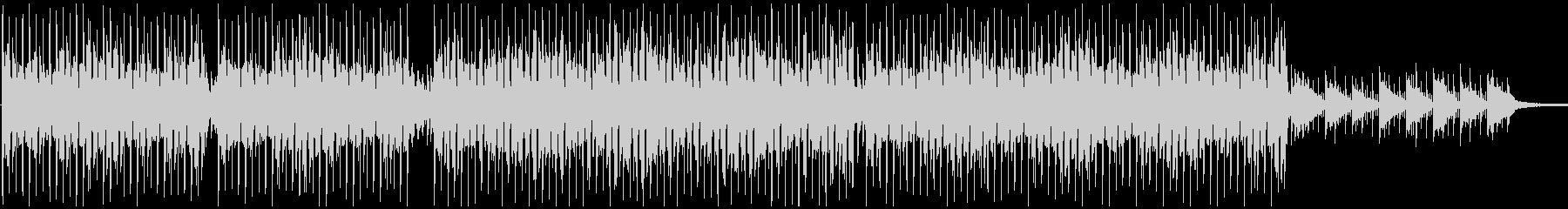 アンビエント テクノロジー ピアノ...の未再生の波形