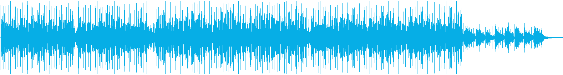 アンビエント テクノロジー ピアノ...の再生済みの波形