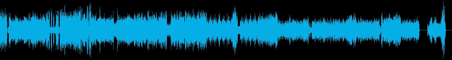 オリジナルのディキシーランドジャズ...の再生済みの波形