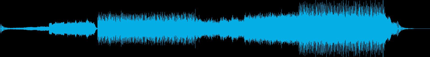 動画 技術的な 説明的 クール や...の再生済みの波形
