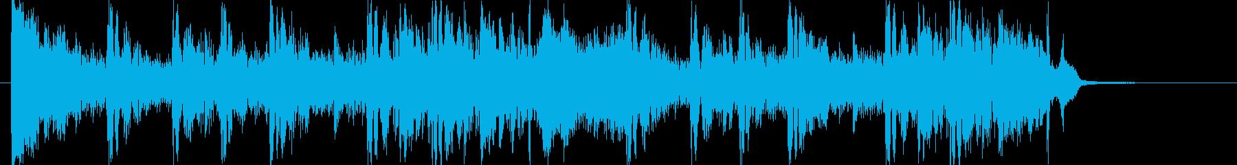 ジングル - キメろ!ドリルミュージックの再生済みの波形