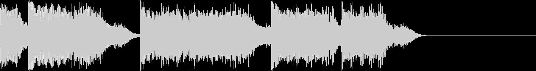 AI メカ/ロボ/マシン動作音 8の未再生の波形