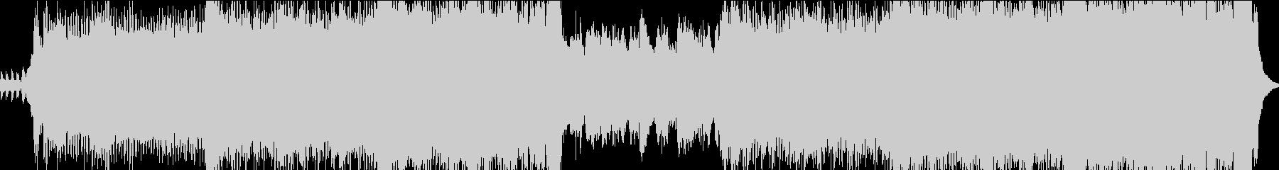 プログレッシブ 交響曲 アクティブ...の未再生の波形