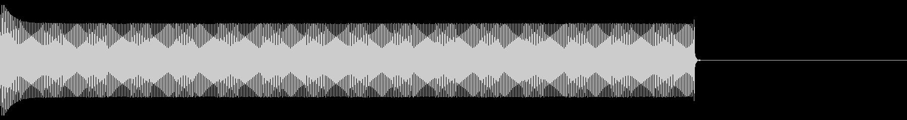 電話/着信/プルプル/Key-Aの未再生の波形