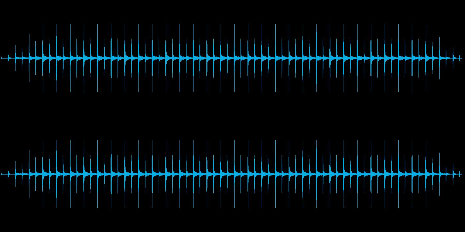 時計 ticktock_40-1_revの再生済みの波形