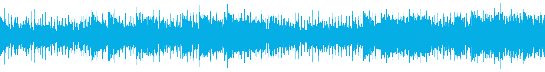 Cartoon エレキギター コミ...の再生済みの波形