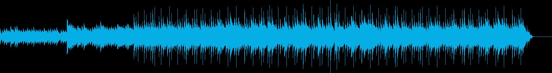 クラスメイズの再生済みの波形