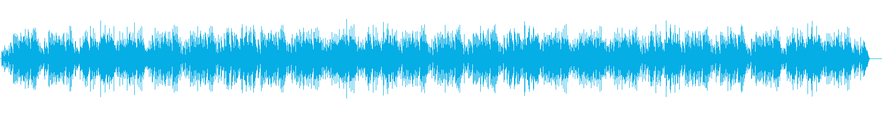 映像・CM・オープニング|爽やかなピアノの再生済みの波形