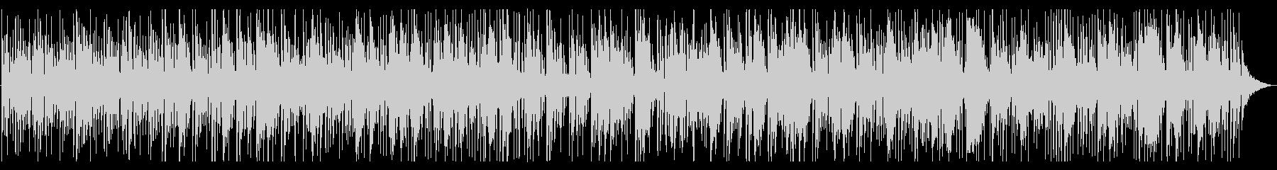 アウトロー雰囲気のヒップホップNo536の未再生の波形