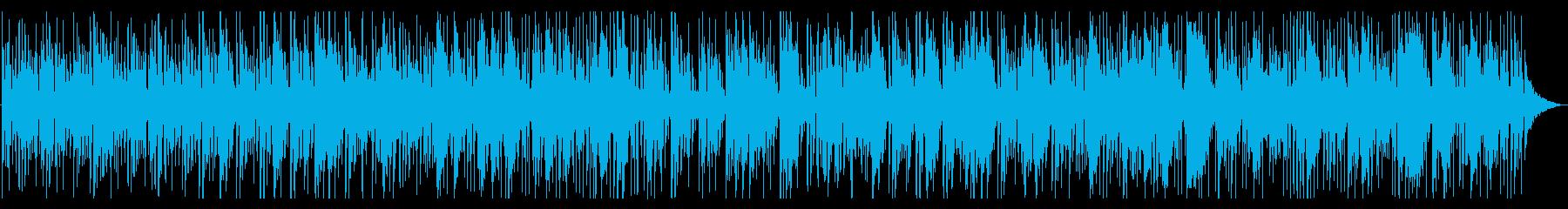 アウトロー雰囲気のヒップホップNo536の再生済みの波形