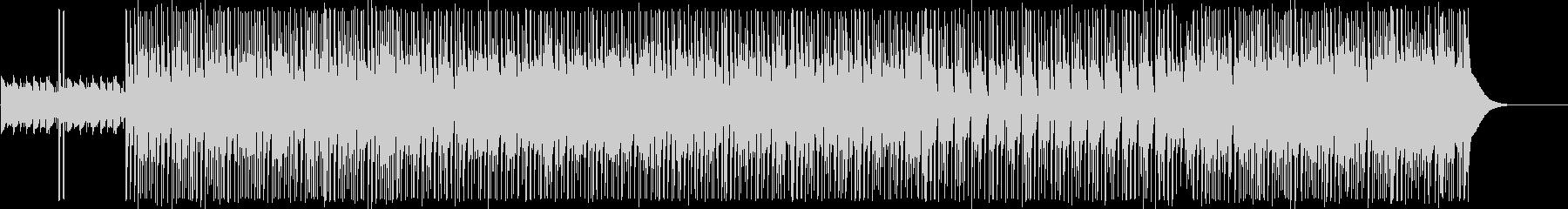 うきうきルンルンなおしゃれポップスの未再生の波形