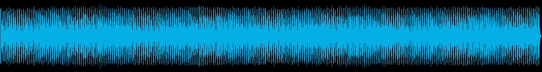 チェロ、ハープ、ストリングスからの...の再生済みの波形