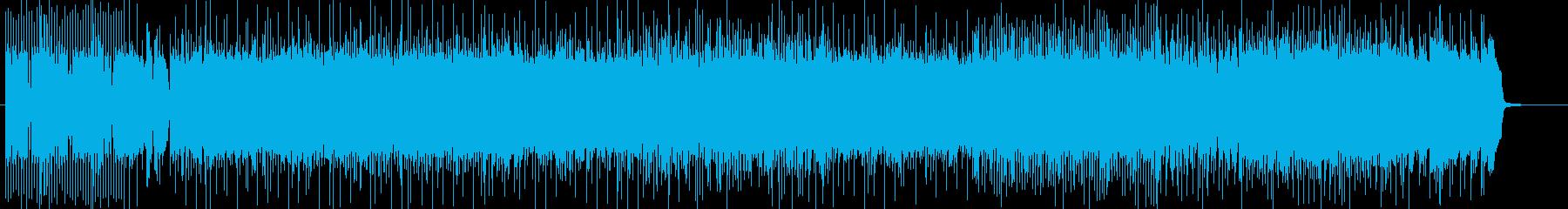 「HR/HM」「DARK」BGM144の再生済みの波形