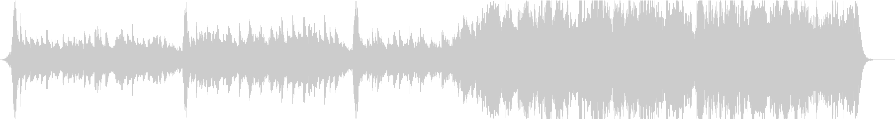 現代の交響曲 感情的 バラード 心...の未再生の波形
