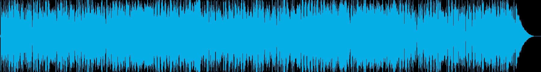 【ほのぼの/のんびり/ほんわか】ポップの再生済みの波形