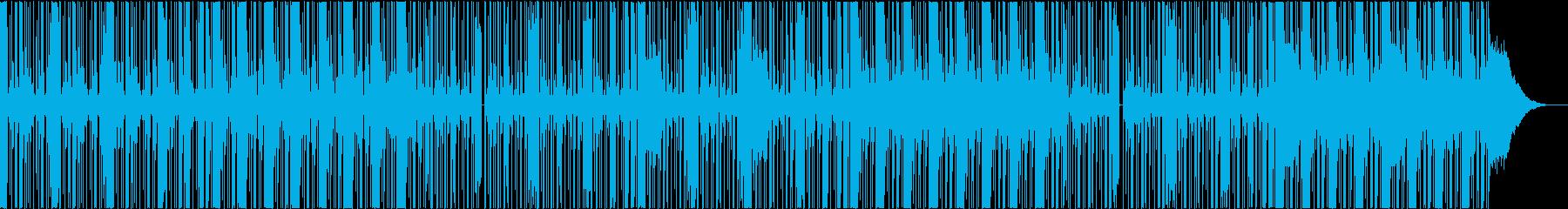 HIPHOP R&B ニューヨーク90sの再生済みの波形