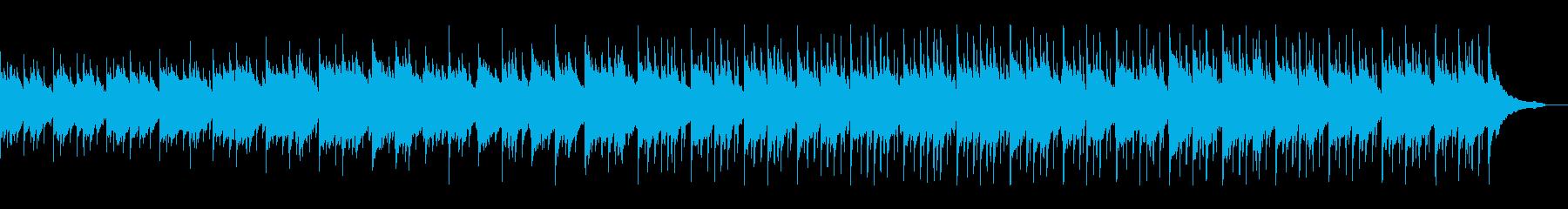 Background Guitarの再生済みの波形