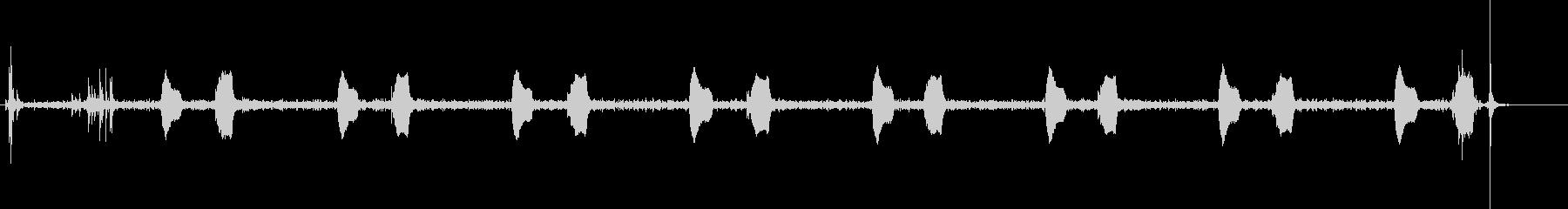 鳩時計1:ストライクエイトオクロッ...の未再生の波形