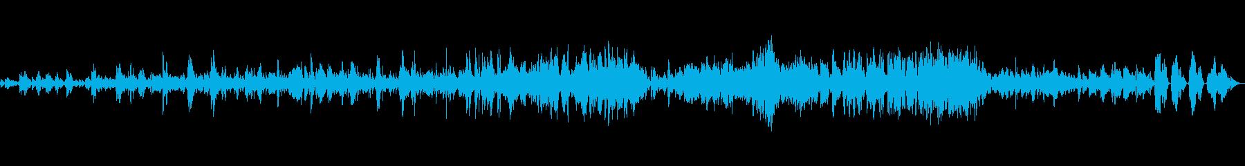 ジャズ センチメンタル 感情的 静...の再生済みの波形