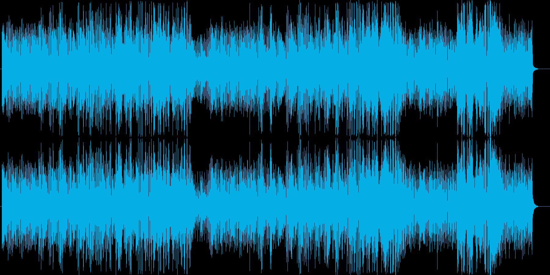 歌謡曲の面影を持つ中にも新しさを追求し…の再生済みの波形