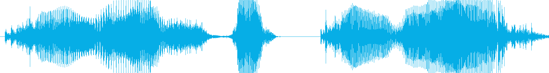 クエストクリア!の再生済みの波形