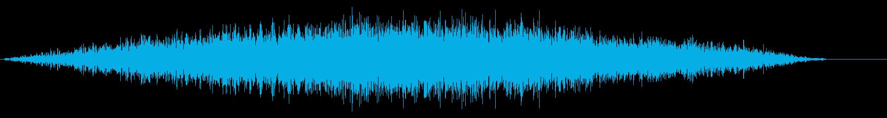 P0ower、Vast Machi...の再生済みの波形