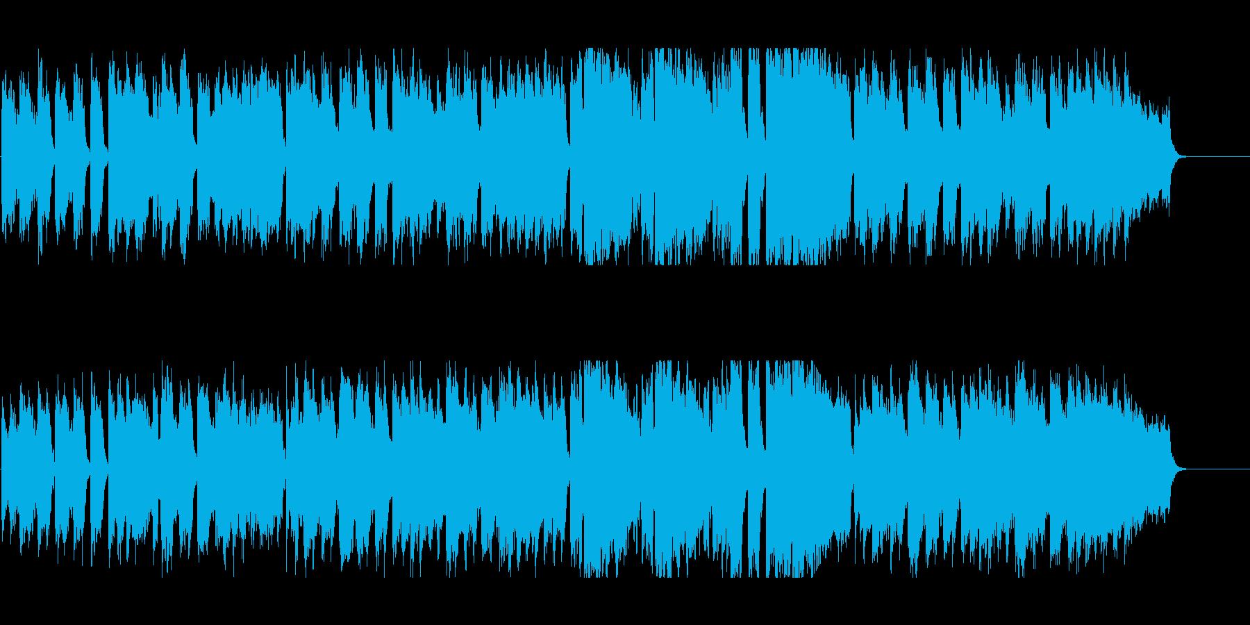 上品 優しい 目覚め 自然 森 草原 鳥の再生済みの波形