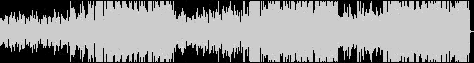 トロピカルハウス チル 洋楽の未再生の波形